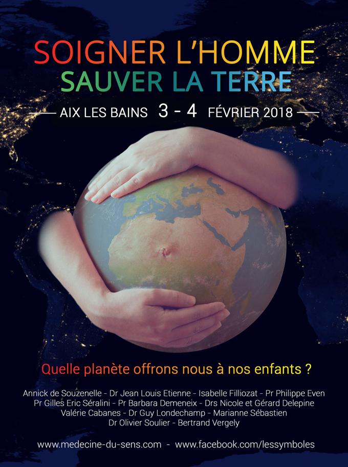 Sens et Symboles  présente  2ème Congrès Médecine du Sens