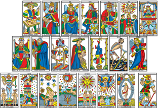 Initiation et perfectionnement au Tarot Psychologique