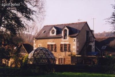 Centre Zen du Moulin de Vaux