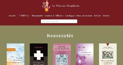 Les Éditions Le Mercure Dauphinois