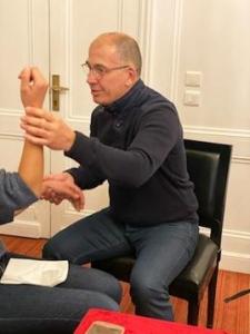 Philippe Nappey, Sophrologue Caycedien, Praticien en thérapie brève